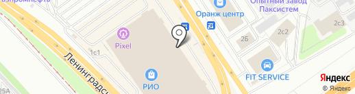 Sova & Javoronok на карте Ярославля