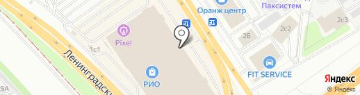 Шторы & Тюль на карте Ярославля