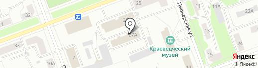 БТИ Архангельской области на карте Северодвинска