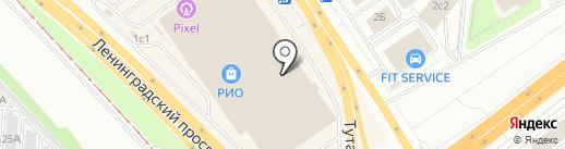 Comfort tex на карте Ярославля