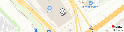 Freestyle на карте Ярославля