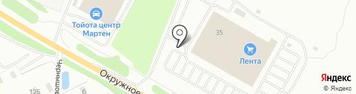 MIFORT Service на карте Вологды
