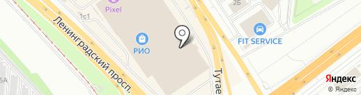 Solange на карте Ярославля