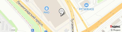 Спецрессурс на карте Ярославля