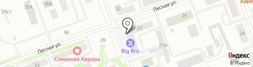 Первый Сервис на карте Северодвинска
