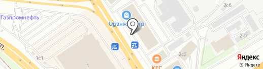 ГЧС-сервис на карте Ярославля