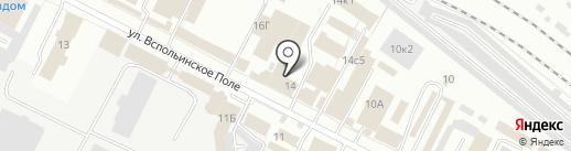 VolDoor на карте Ярославля