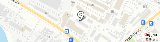 ТурбоОСТ на карте Ярославля