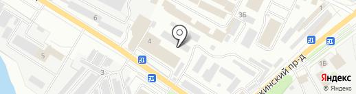 AquaТОЧКА на карте Ярославля