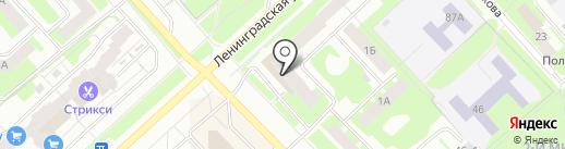 Престиж на карте Вологды