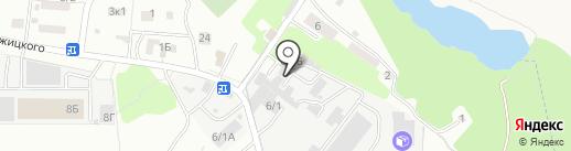 Байкал-Сервис на карте Ростова-на-Дону