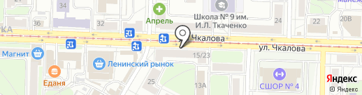 Смешные цены на карте Ярославля