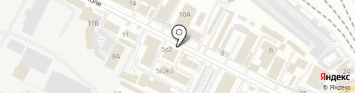 Верда Центр-Ярославль на карте Ярославля