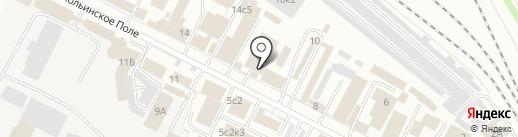 ЭлитИнтерьер на карте Ярославля
