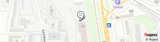 Naimar на карте Ярославля
