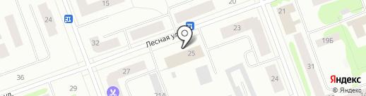 Авторизованный сервисный центр на карте Северодвинска