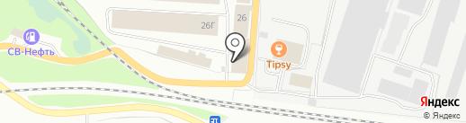 Интерскол на карте Вологды