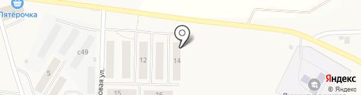 Строящиеся объекты на карте Лучинского