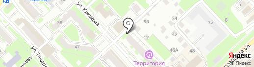 Центр мебельных технологий на карте Вологды