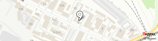 Планета Дверей на карте Ярославля