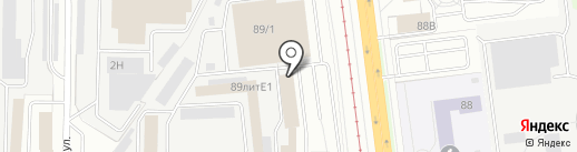 Интер Групп на карте Ярославля