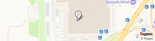 IKEA на карте Аксая