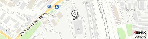 Строй мир на карте Ярославля