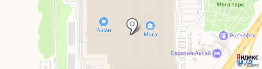 Кофе-Fi на карте Аксая