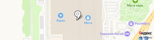 Студия маникюра Лены Лениной на карте Аксая