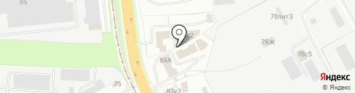ЭкоЦентр на карте Ярославля