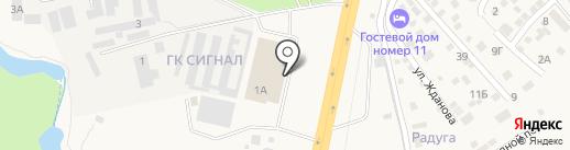 Интерзапчасть на карте Аксая