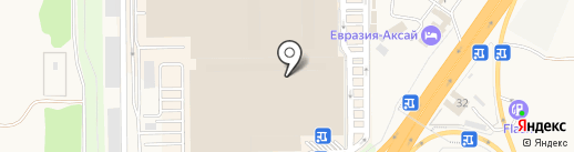 Леонардо на карте Аксая