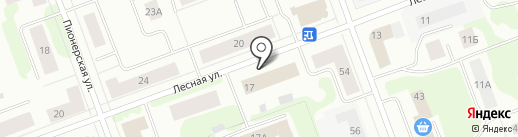 Табак и К на карте Северодвинска