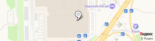 Бронницкий ювелир на карте Аксая