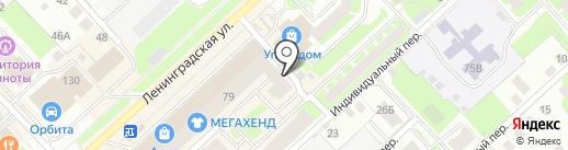 ИМПЕРИАЛЪ на карте Вологды