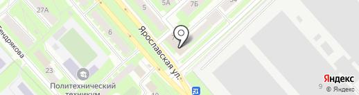 GS Service на карте Вологды