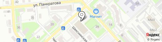 СТРОИМ 35 на карте Вологды
