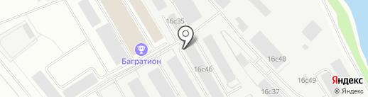 ВИД на карте Ярославля