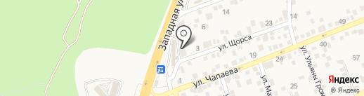 Уют на карте Аксая