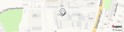 Сервис-Авто на карте Аксая