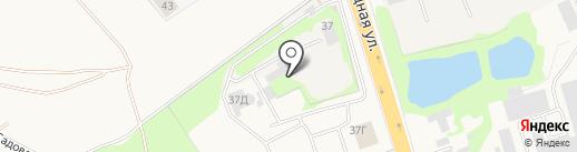 ЕВРОКЛИМАТ на карте Аксая