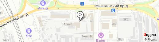 Инженерные сети на карте Ярославля