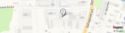 ППК Групп на карте Аксая