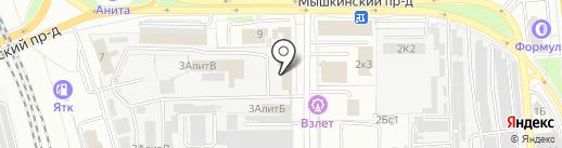 Надёжные окна на карте Ярославля