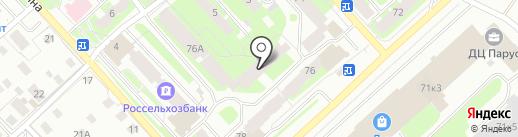 Центр кадастровых услуг на карте Вологды