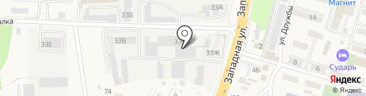 ТД КордМастер на карте Аксая