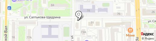 ЯРМИК на карте Ярославля