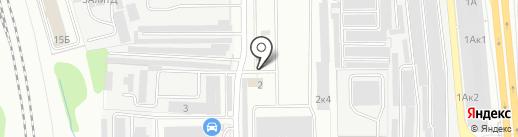 Магазин автозапчастей на карте Ярославля