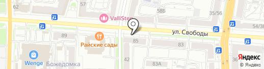 GOOD FOOD market на карте Ярославля