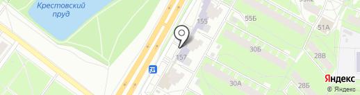 СтройКомфорт на карте Ярославля